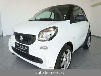 gebraucht Smart ForTwo Coupé 1.0 52kW passion
