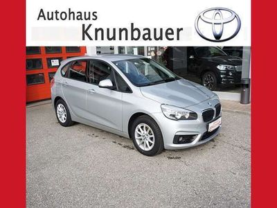 gebraucht BMW 216 Active Tourer 2er-Reihe d Advantage Aut. Limousine