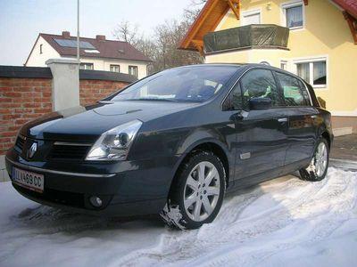 gebraucht Renault Vel Satis Privileg 3,0 DTI V6 Vollausstattung Limousine