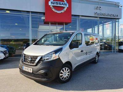 gebraucht Nissan NV300 L2H1 Kombi 2,9t dCi125 Comfort 9 Sitze