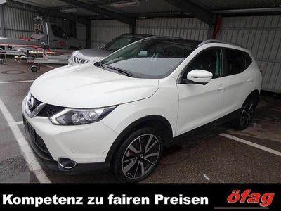 gebraucht Nissan Qashqai 1,6 dCi Tekna SUV / Geländewagen