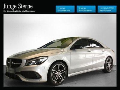gebraucht Mercedes CLA220 d 4MATIC Aut. *AMG-Line*