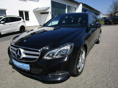 gebraucht Mercedes E350 BlueTEC 4MATIC Avantgarde A-Edition Aut.