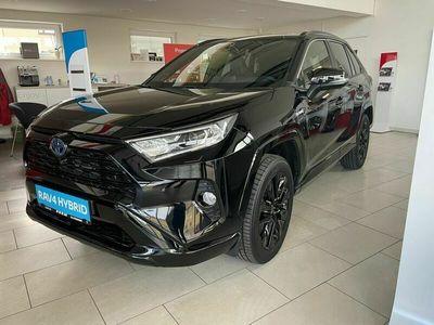 gebraucht Toyota RAV4 25 Black Edition 2WD Aut.