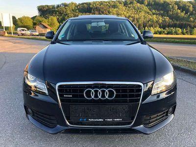 gebraucht Audi A4 3,0 TDI QUATTRO 6-G*Xenon*PDC*Schiebedach*Tempomat