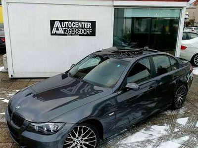 gebraucht BMW 318 3er-Reihe d Österreich-Paket/FINANZIERUNG MÖGLICH/NEUES SERVICE Limousine