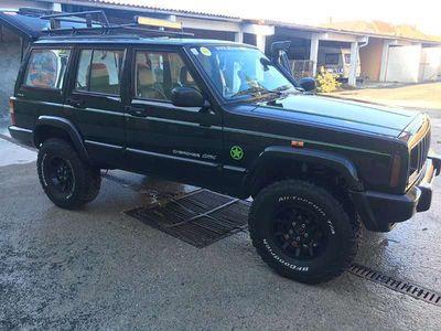 gebraucht Jeep Cherokee 4.0L SUV / Geländewagen