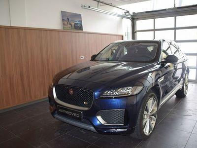 gebraucht Jaguar F-Pace 30d AWD S Aut. SUV / Geländewagen,