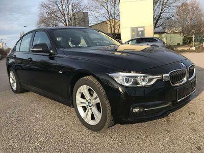 gebraucht BMW 320 3er-Reihe Diesel (F30) Sport Line Aut.