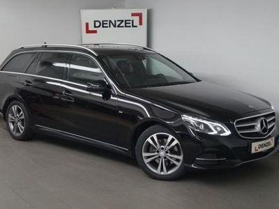 used Mercedes E220 E-KlasseBlueTEC 4MATIC Avantgarde A-Edition Aut. Kombi / Family Van,