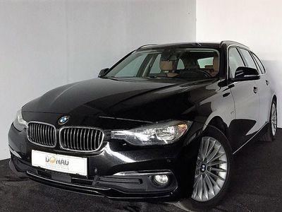 gebraucht BMW 320 d xDrive Touring Luxury Line