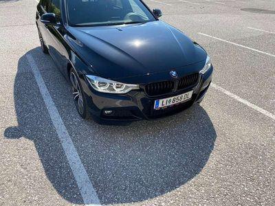 gebraucht BMW 320 3er-Reihe d M Sport Aut. *Head Up* LCI Limousine