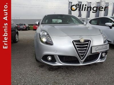 used Alfa Romeo Giulietta Distinctive 1,4 TB Limousine,