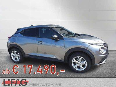 gebraucht Nissan Juke NEU 117 Acenta *ab € 16.990,-*