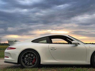 used Porsche 911 GT3 Coupé DSG