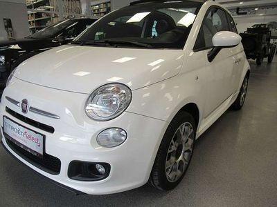 gebraucht Fiat 500C 500 Cabrio 1,2 69 500S Start&Stop