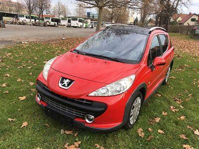 gebraucht Peugeot 207 Outdoor SW HDI Kombi / Family Van