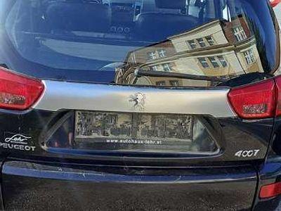 gebraucht Peugeot 4007 HDI 160 SUV / Geländewagen