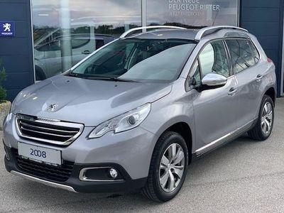 gebraucht Peugeot 2008 1,6 BHDI S&S Allure Kombi / Family Van,