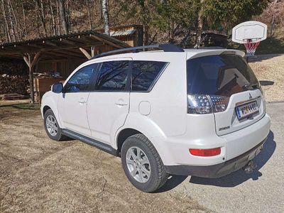 gebraucht Mitsubishi Outlander 2,2 LP Intense SUV / Geländewagen