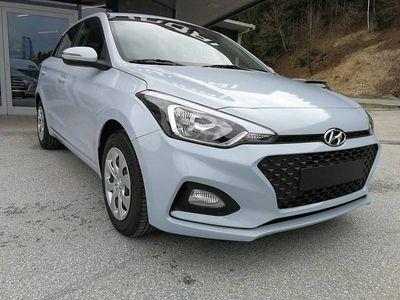 gebraucht Hyundai i20 1,25 Level 2 Level 2