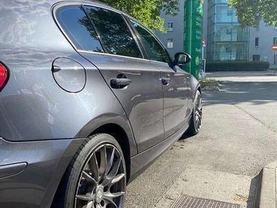 gebraucht BMW 123 1er-Reihe d Klein-/ Kompaktwagen
