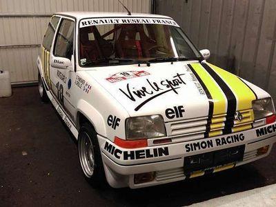 gebraucht Renault R5 GT Turbo Klein-/ Kompaktwagen