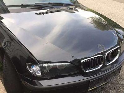 gebraucht BMW 320 3er-Reihe E46 d Facelift 150ps Kombi / Family Van