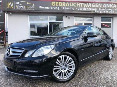 gebraucht Mercedes E220 BlueEfficiency CDI Aut. ***wenig km***