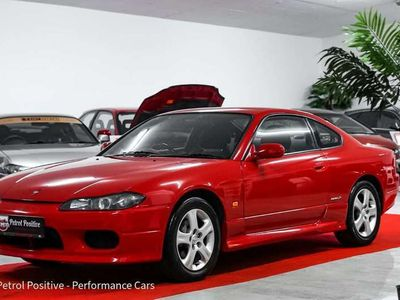 gebraucht Nissan Silvia S15 Spec R / 75.750km/ Original/ Collectors Car