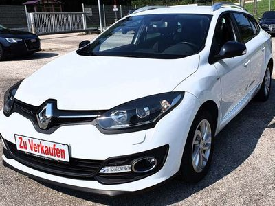 gebraucht Renault Mégane Limited III Grandtour,136.000km,Euro6