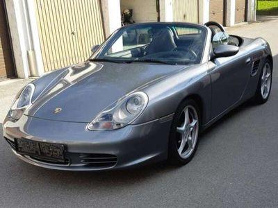 """gebraucht Porsche Boxster S """"50 Jahre 550 Spyder"""" """" S """"""""50 Jahre 550 Spyder"""