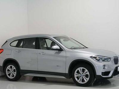 gebraucht BMW X1 xDrive20i Aut./1.Besitz/Navi/LED/Leder/LEASING