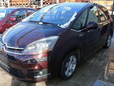 gebraucht Citroën C4 Picasso 2,0 Exclusive HDi FAP Aut.