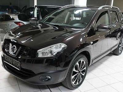 gebraucht Nissan Qashqai +2 2,0 dCi I-Way 4WD DPF *Panorama*7-Sitzer*