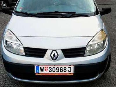 gebraucht Renault Scénic 1,5 Diesel Kombi / Family Van