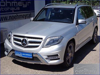 gebraucht Mercedes GLK220 GLK-KlasseCDI 4MATIC BE Aut.***AMG-Paket*Navi*Xen... SUV / Geländewagen
