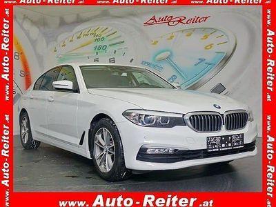 gebraucht BMW 520 d Aut. *NP: ~€ 57.600,-* *LED, NAVI*