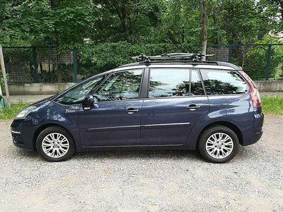 brugt Citroën Grand C4 Picasso C4 Picasso 1,6 16V Seduction Kombi / Family Van,