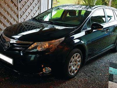 gebraucht Toyota Avensis 2,0 D4-D Kombi / Family Van