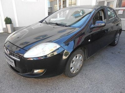 gebraucht Fiat Bravo 1,9 JTD Multijet 90 Active DPF Limousine