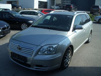 used Toyota Avensis 2,0 D4-D Linea Sol