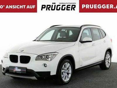 gebraucht BMW X1 xdrive18d Ö-Paket Plus XENON SPORTSITZE 17ZOLL