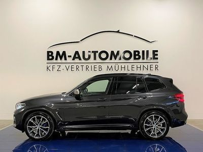 "gebraucht BMW X3 M M40i 360PS,HeadUp,LED,el.AHK,Kamera,1.Besitz,20"""