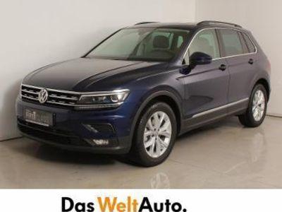 gebraucht VW Tiguan Sky TDI SCR