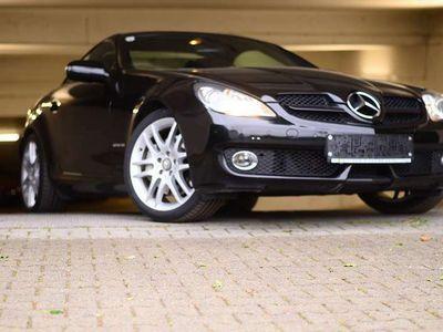 gebraucht Mercedes SLK200 SLK-KlasseKompressor Sport Cabrio / Roadster