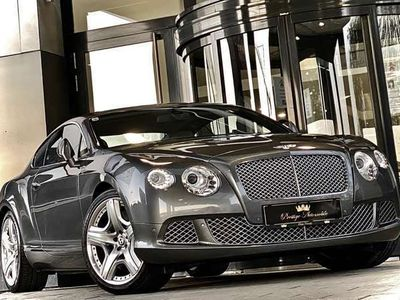 gebraucht Bentley Continental GT W12TWIN-TURBO 575PS#FACELIFT#MULLINER EXCLUSIVE