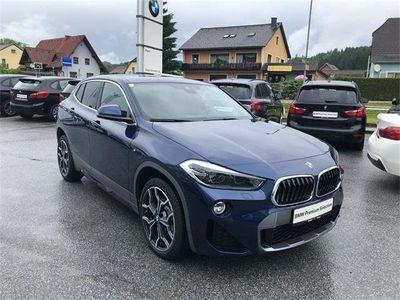 gebraucht BMW X2 xDrive18d Aut. SUV / Geländewagen,