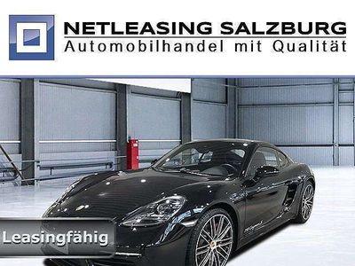 gebraucht Porsche 718 Cayman S 2.5 Klima/Soundsystem BOSE/Tempoma... Sportwagen / Coupé,