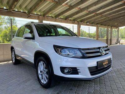 gebraucht VW Tiguan 2,0 TDI 4Motion Sky*AHK*PANO*XENON*